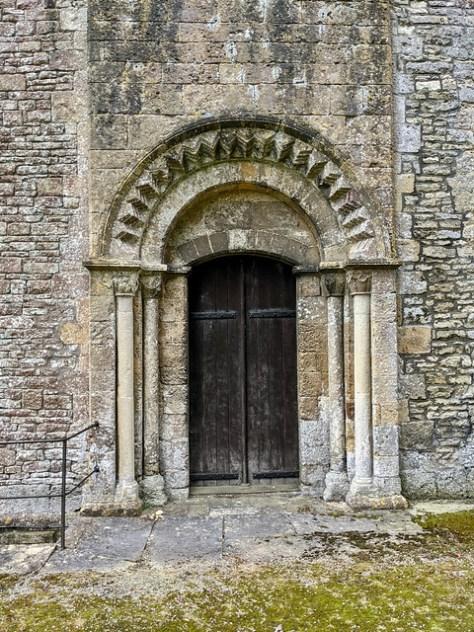 Priddy Walk: Chewton Mendip church