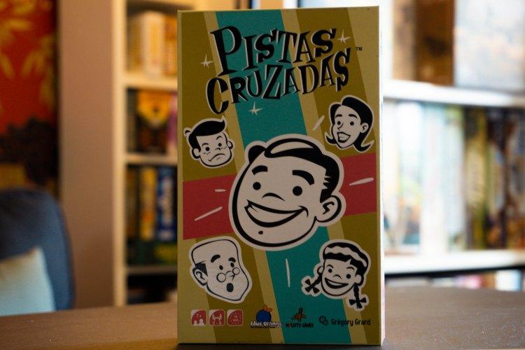 PISTAS CRUZADAS CAJA 1