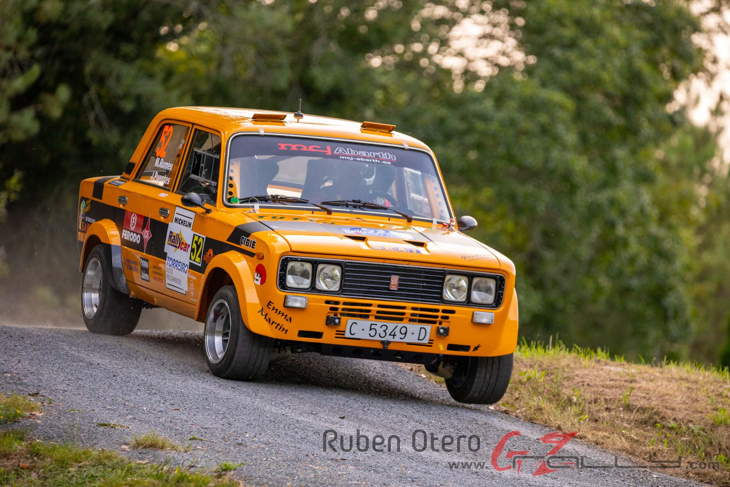 Rally de Ferrol 2021 - Rubén Otero