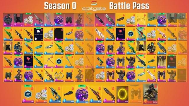 Season 0 of the Splitgate beta starts today 1