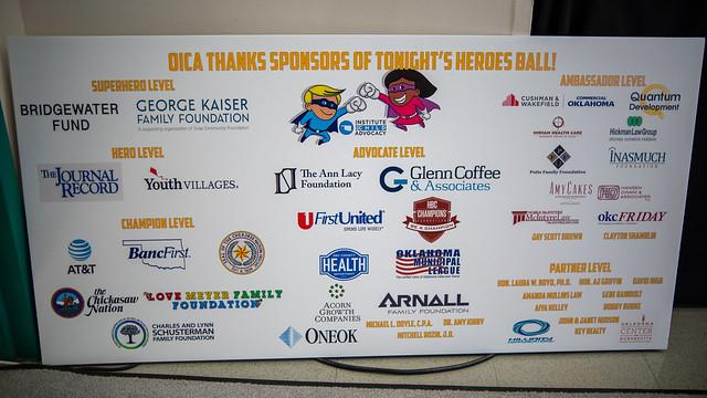 Heroes Ball Tulsa 2021