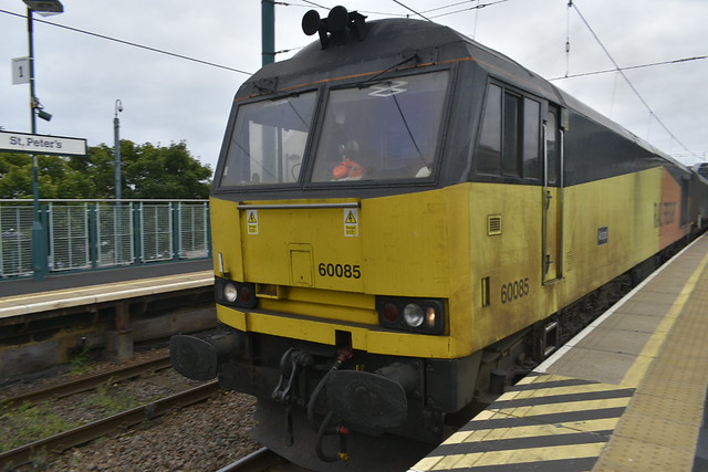 60085 Adept at St.Peter's