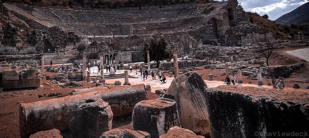 Great Theatre of Ephesus