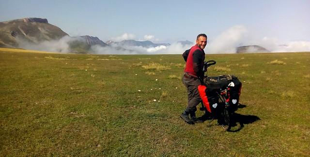 We hired Murat to take us from the yayla above Zekeriya to Gomozor Yaylası by bryandkeith on flickr