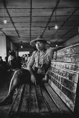 Bench Companion ~ Myanmar