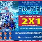 Frozen on ice