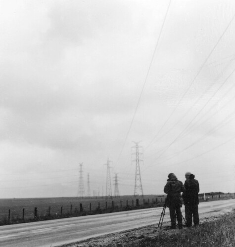 2 Friends on a location photography excursion in about 1990