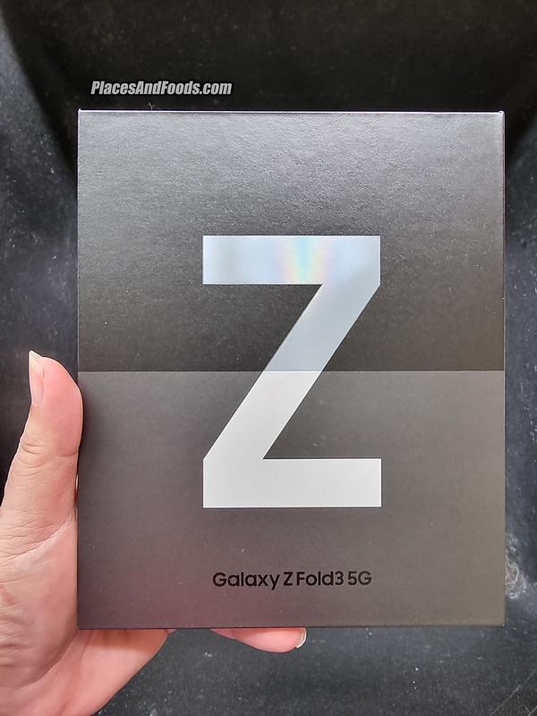 Samsung Galaxy Z Fold 3 Malaysia