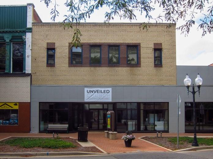 Downtown Richmond, National Road