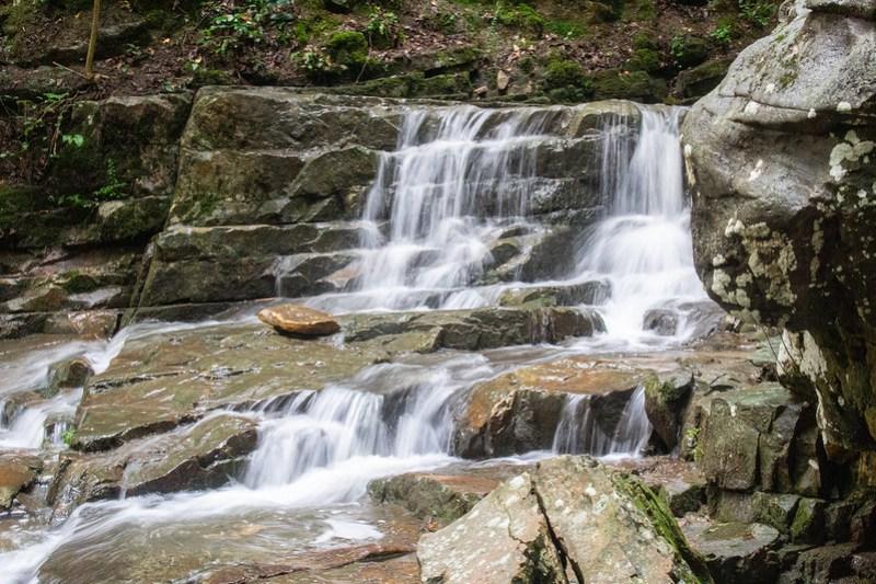 Glen Falls in Sept21