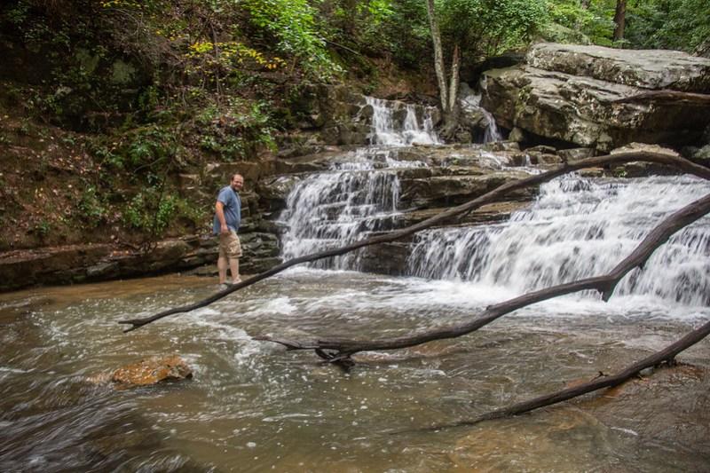 Glen Falls in Sept13