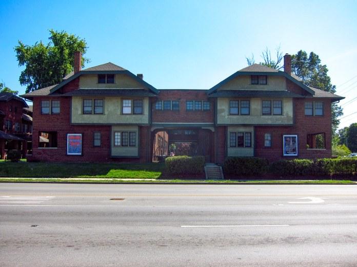 Irvington apartment house