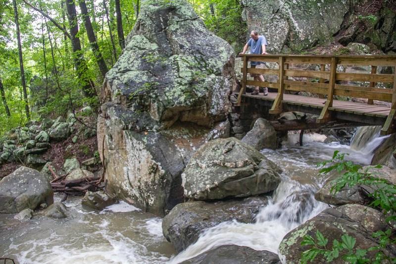 Glen Falls in Sept3