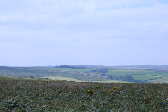 View from Zennor Quoit
