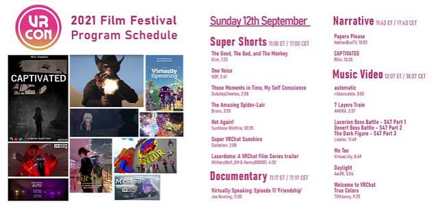 VRCon Film Festival