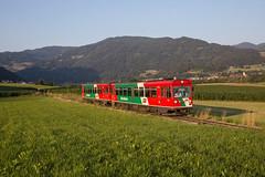 Last light on the Muurtalbahn