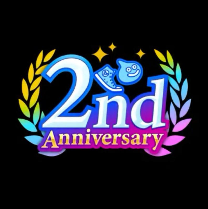 Dragon Quest Walk 2nd Anniversary 01