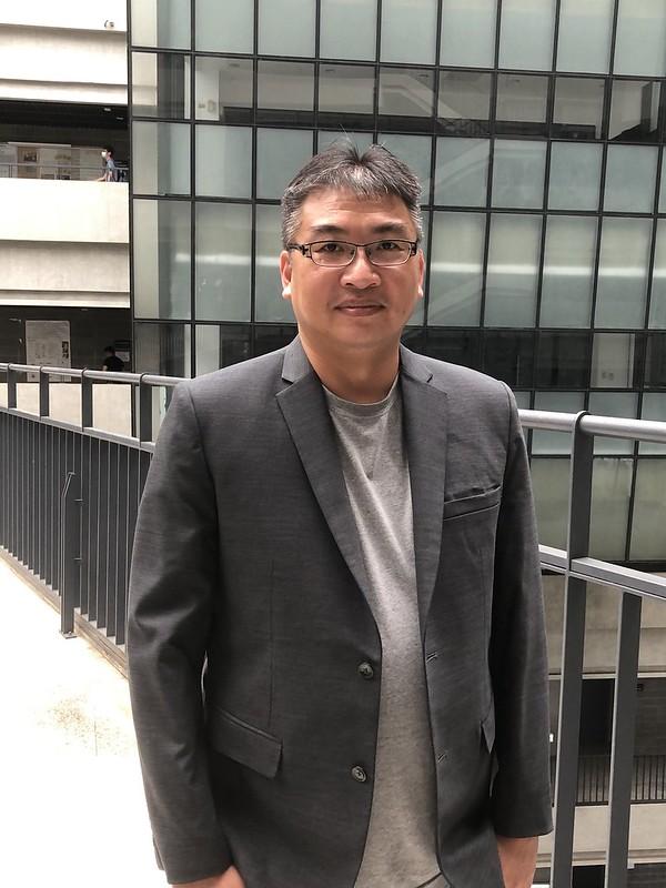 元智大學電機系邱天隆教授