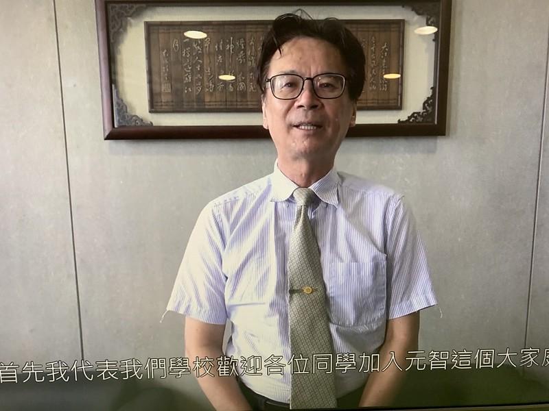 元智大學吳志揚校長