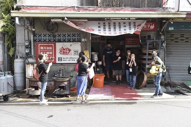 【2021小事報—曾文刊:土城分站】想要帶你看一個人:讚伯包子店