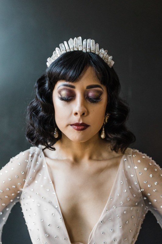 Witchy Wedding Inspiration