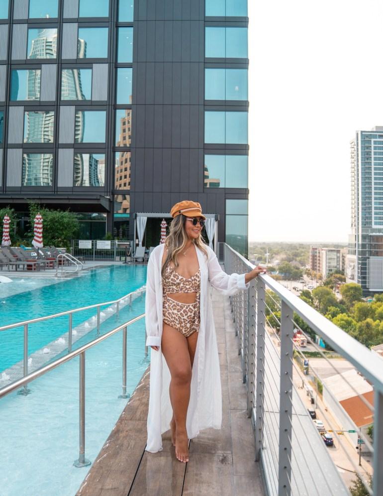 Austin Marriott Downtown Hotel Review, Austin Texas Hotel, Austin Texas, Where to stay in Austin, Marriott Hotel, Marriott Review, Marriott Hotel Review, where to stay in texas, where to stay in austin downtown, austin tips, austin hotel, austin travel, visit austin | Wanderlustyle.com