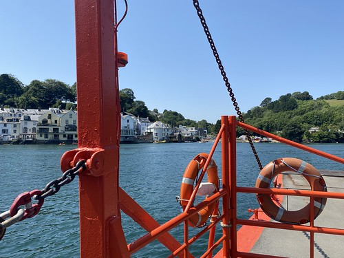 Fowey ferry
