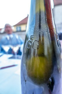 GG-Flasche