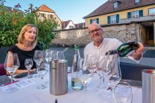 Sandra und Horst Sauer