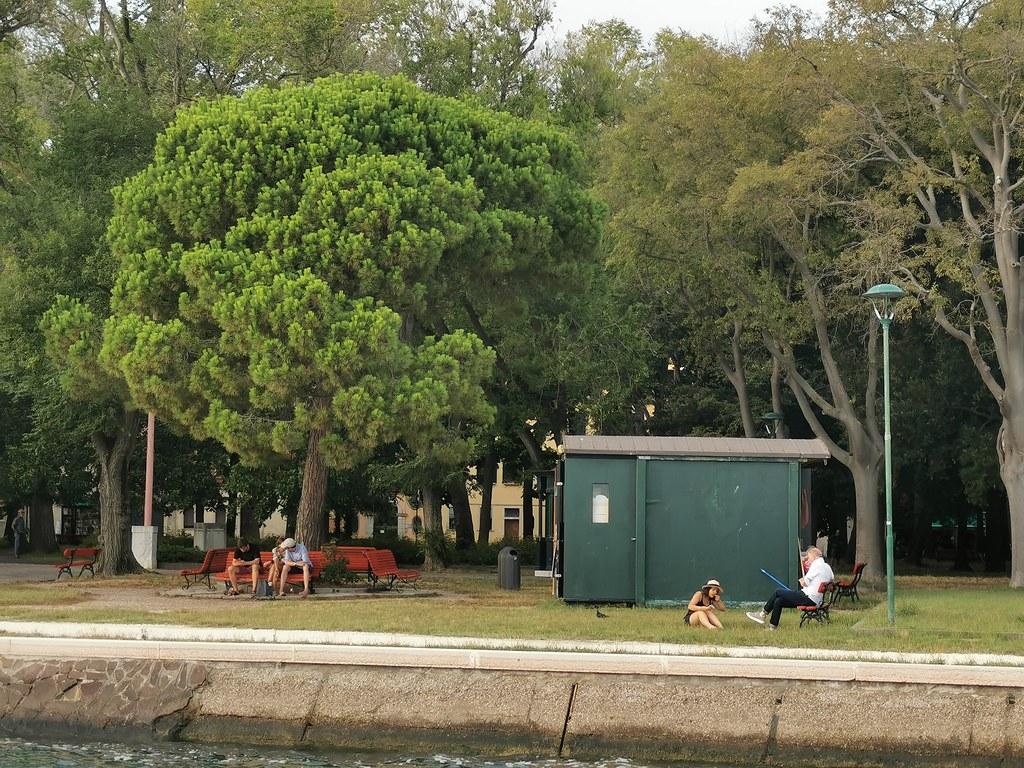 Venedig, Stadt der