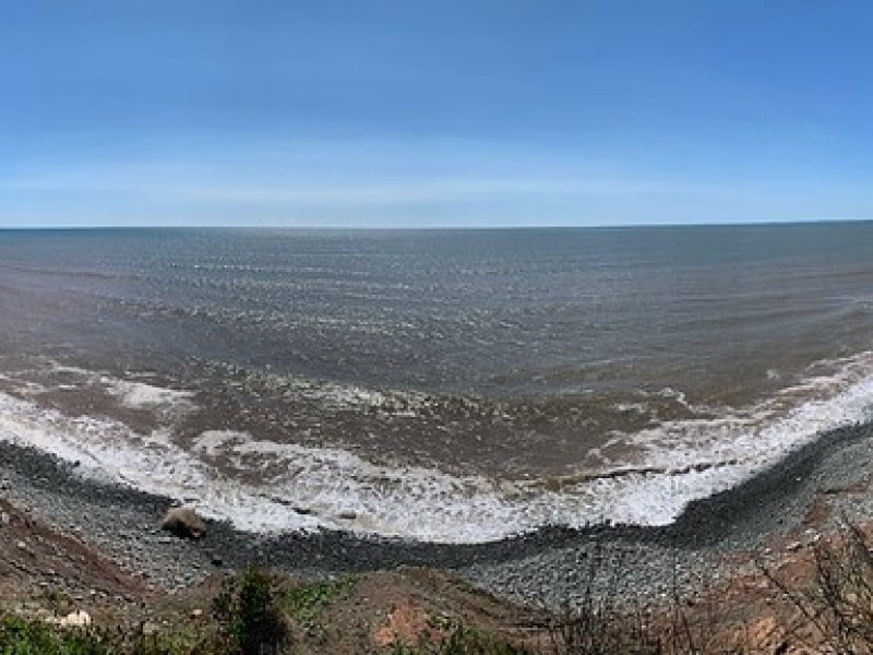 Lawrencetown Beach Hill Pano