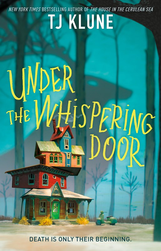 Cover for Under the Whispering Door