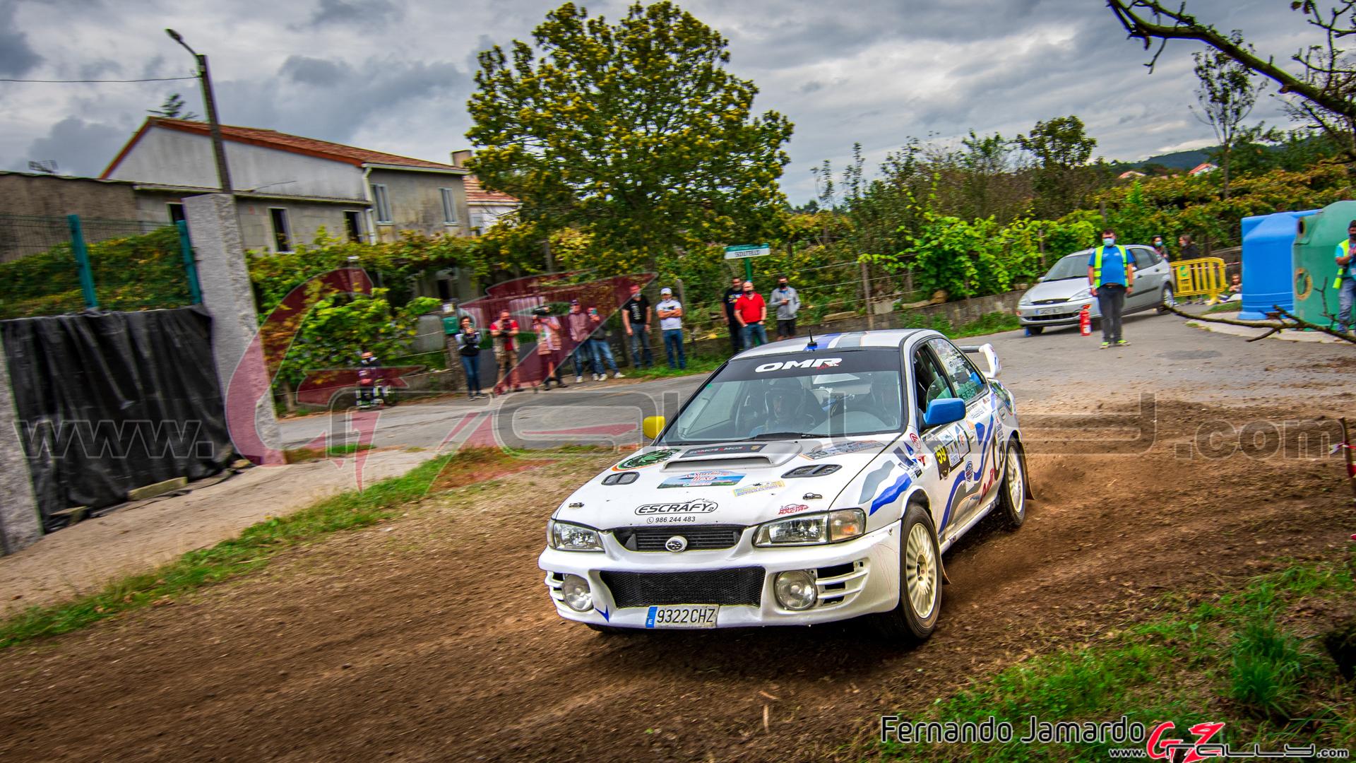 Rallymix de Cuntis 2021 - Fernando Jamardo
