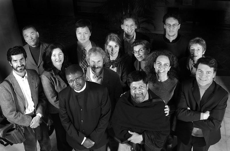 2003 Jury © Peter Dejong