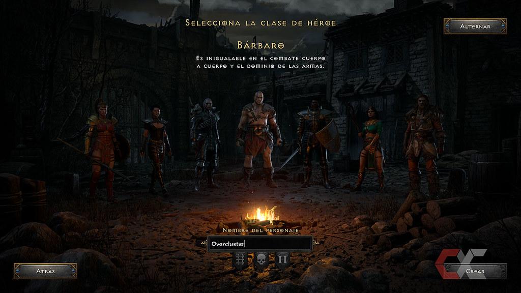 Review-Diablo-II-Resurrected-Overcluster-Clases