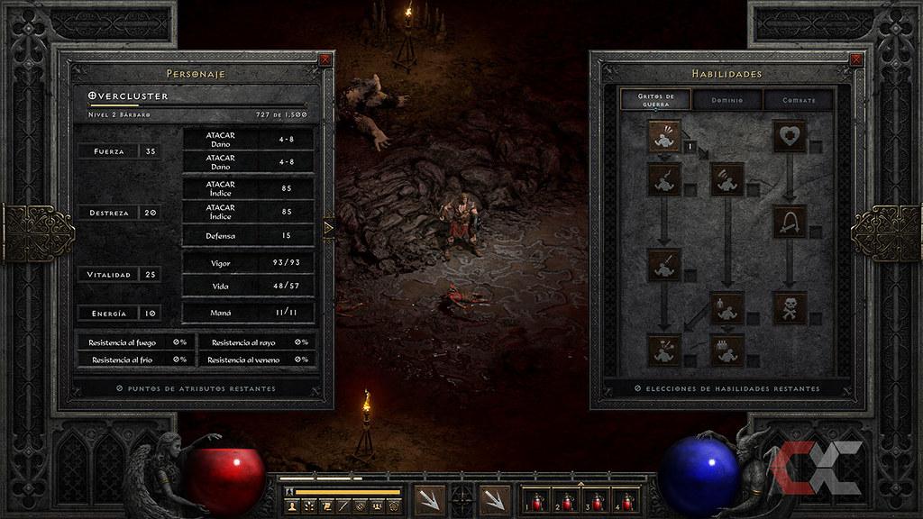 Review-Diablo-II-Resurrected-Overcluster-mejoras