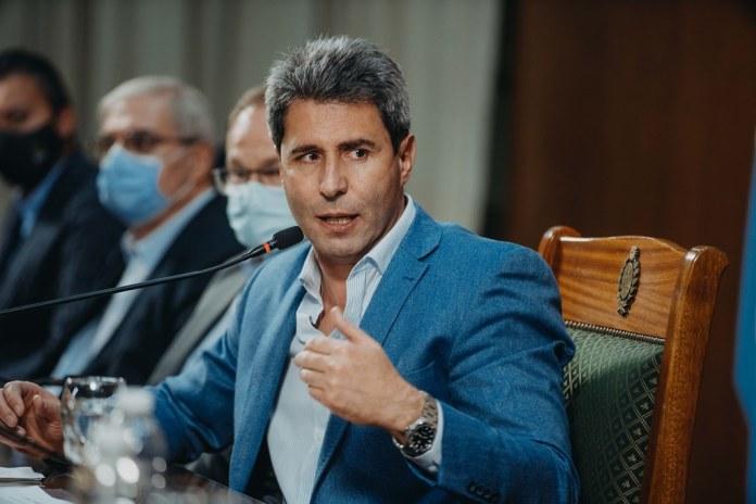 2021-10-05 PRENSA: Presentación del Sudamericano de Deportes sobre Ruedas 2021