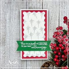 Christmas Mini Slimline Card