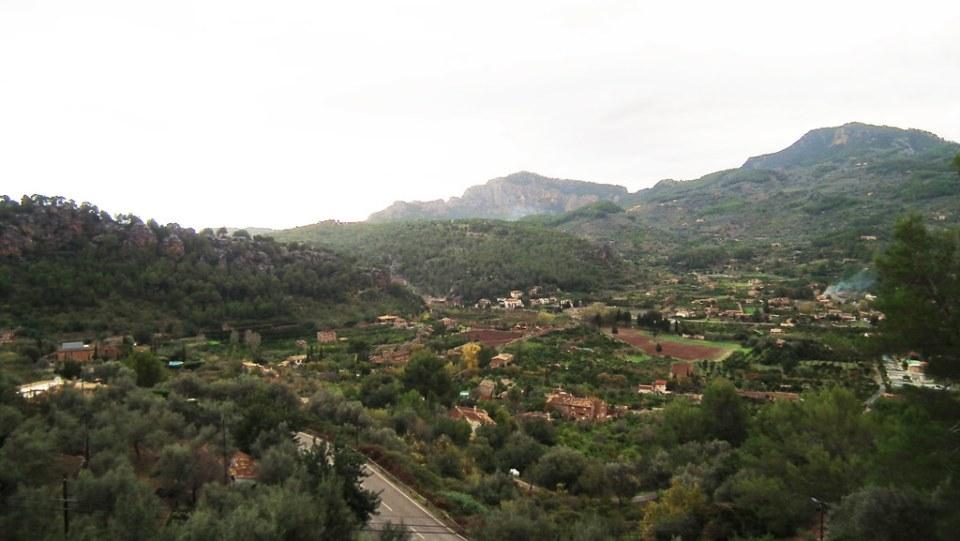 En tren desde Soller hasta Palma de Mallorca 02