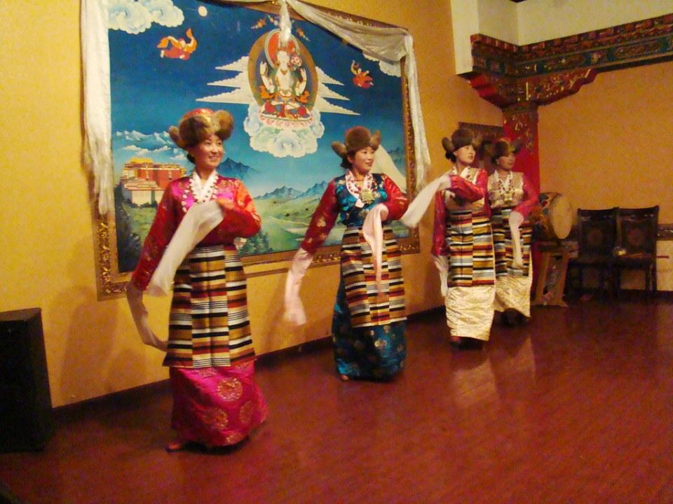 folklore del Tibet 03