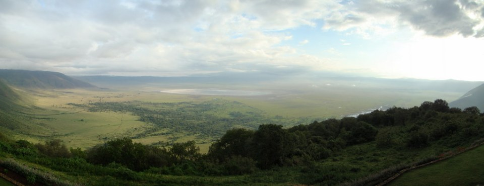 lago Magadi cráter Ngorongoro Área Conservación Cráter del Ngorongoro Tanzania 08