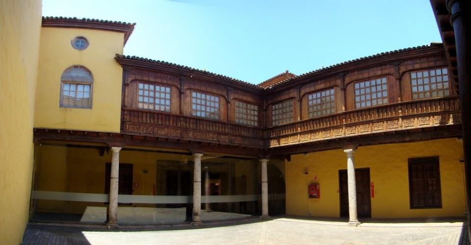 Casa Lercaro patio San Cristobal de La Laguna Isla de Tenerife Patrimonio de la Humanidad 25