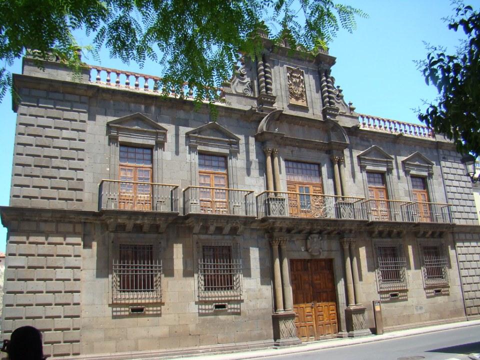 Palacio de Nava San Cristobal de La Laguna Isla de Tenerife Patrimonio de la Humanidad 12