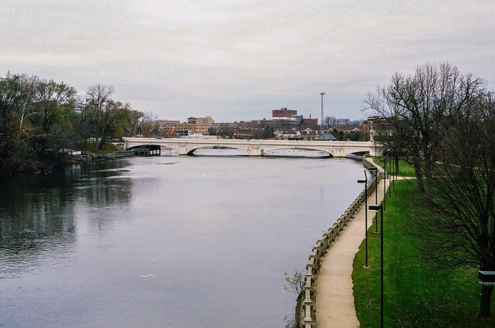 Jefferson St. Bridge, South Bend