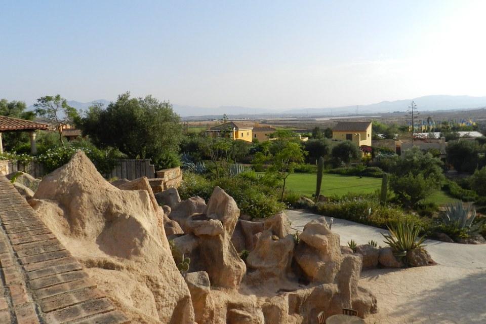 Desierto de primavera Palomares Almeria 06