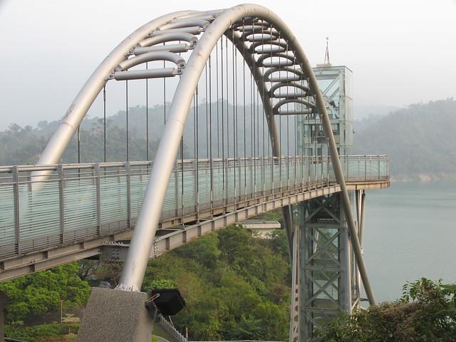 Bridge at Tsengwen Dam
