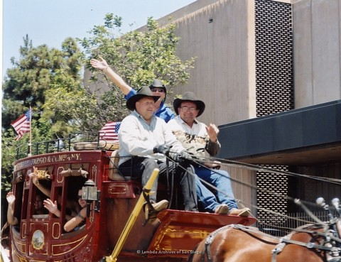 San Diego LGBTQ Pride Parade, 2002