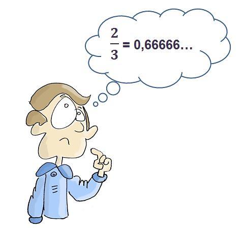 pasar decimales a fracciones