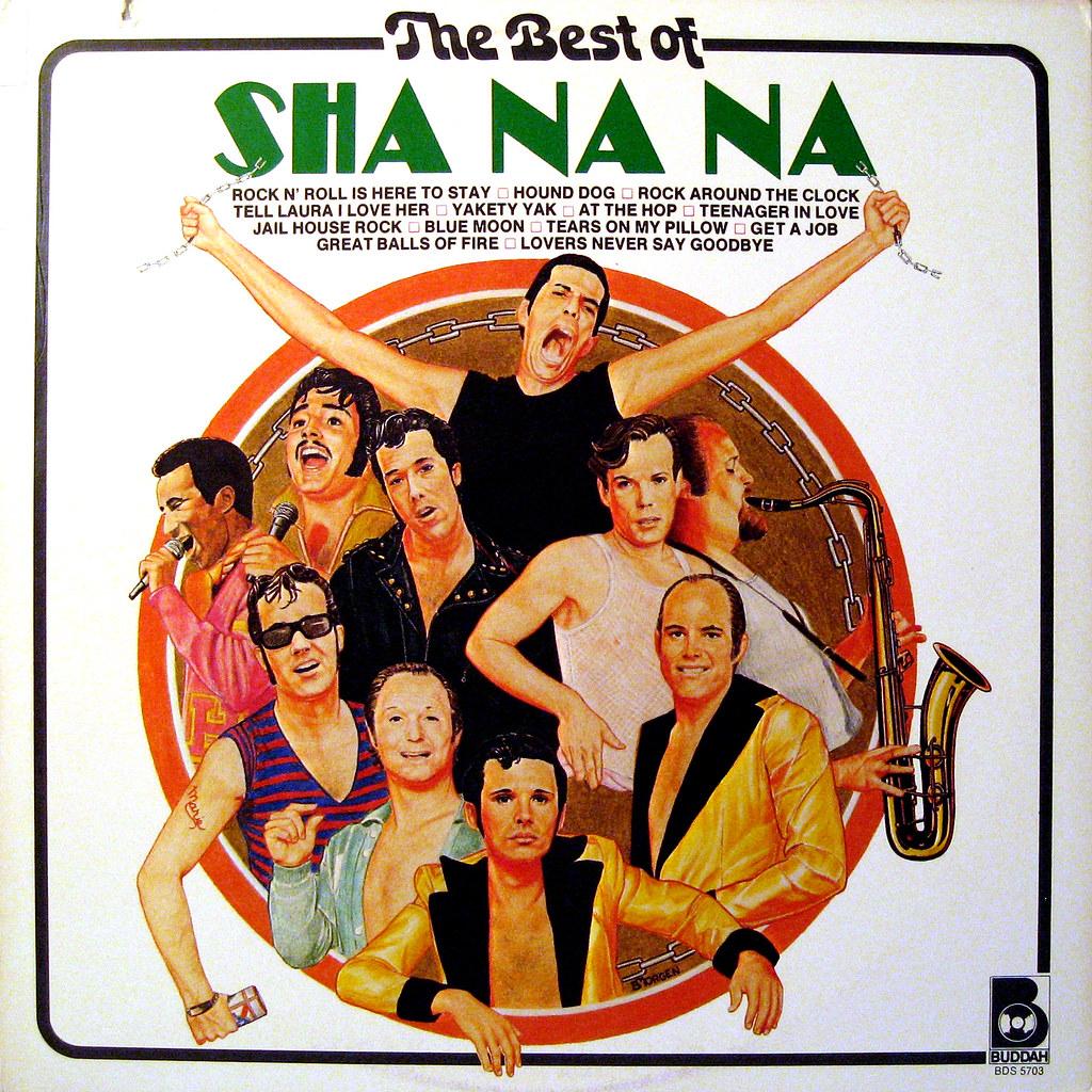 The Best Of Sha Na Na