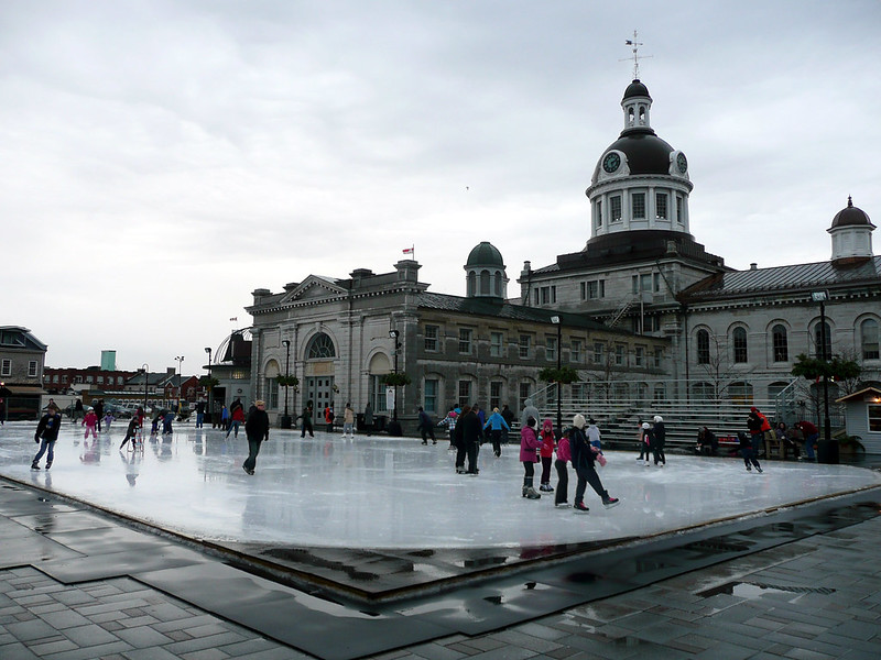 Market Square Rink